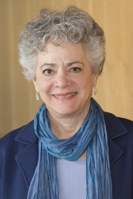 Professional photo of Dr. Barbara Grosz